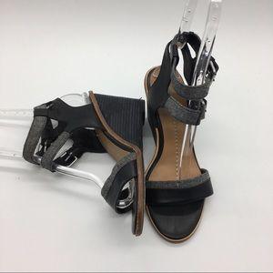 Dolce Vita Double Strap Sandals